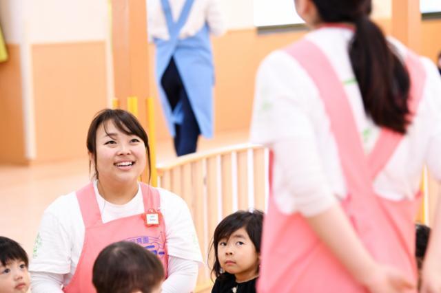 都市型保育園ポポラー大阪天六園の画像・写真